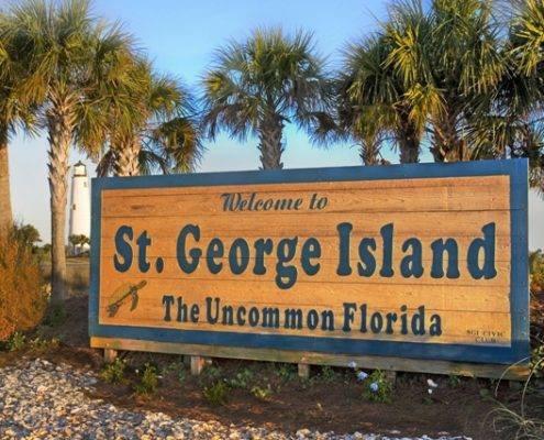 Welcome to St George Island Florida